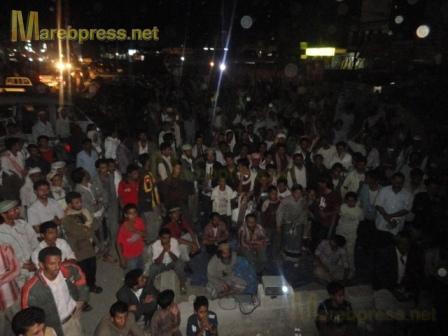 البيضاء: مسيرة جماهيرية حاشدة تندد بمجزرة نظام صالح ضد المتظاهرين السلميين في صنعاء 16010.1316386568.24.