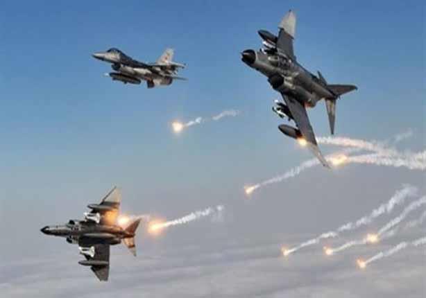 التحالف يكثف غاراته على العاصمة ويستهدف مواقع عسكرية ومنازل قيادات