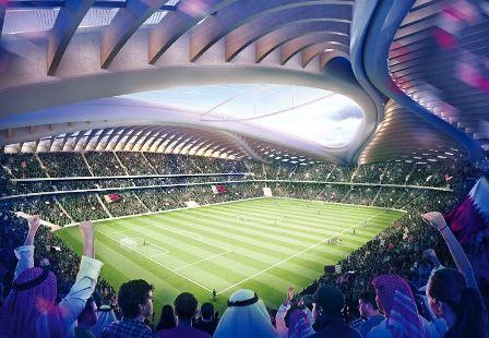 قطر.. «استاد الوكرة» جاهز للمونديال بنهاية العام