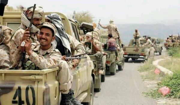 قوات الشرعية على مشارف الحديدة ومصادر تؤكد مقتل 90 حوثيا