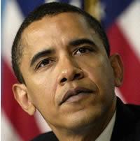 انتخاب باراك اوباما اميركي للولايات المتحدة