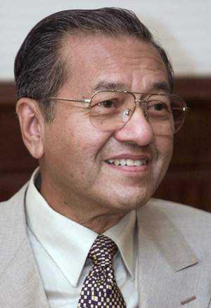 مهاتير بن محمد ..... رئيس وزراء ماليزيا السابق 169526.jpg