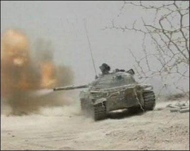 دبابات الجيش اليمني 000111223