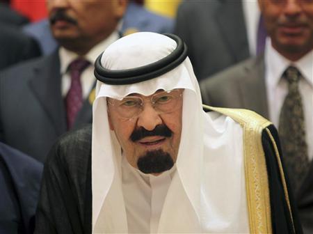 مأرب برس-  فراش المرض يجمع 6 قادة عرب في 2014