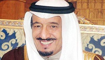 الملك سلمان بن عبدالعزيز : يجب منح الفرصة كاملة للرئيس الشرعي «مرسي»