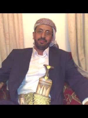يحيى محمد الزايدي