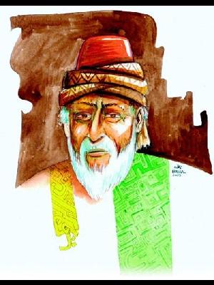 الشاعر/علي بن العباس (ابن الرومي)