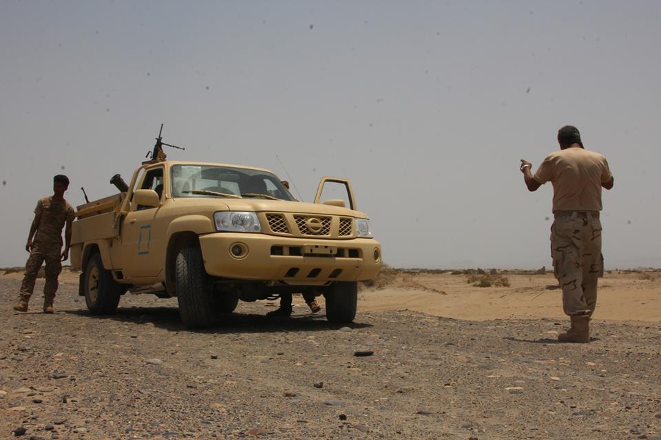 الحكومة اليمنية تتبرأ من قوات الحزام الامني وتعتبر شلال شايع متمردا عليها