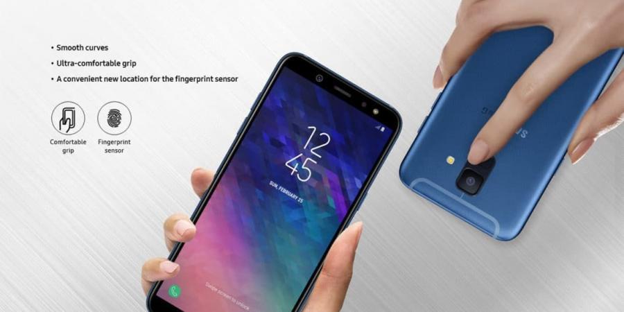 سامسونج تكشف عن هاتفي Galaxy A6 و +A6 بمزايا جديدة للكاميرا