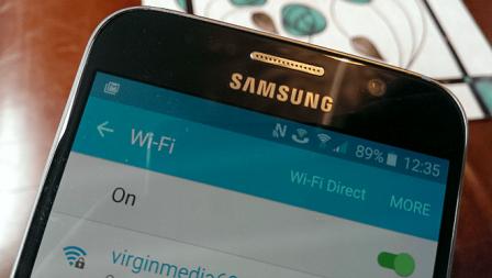 كيفية استخدام اتصال واي فاي في هاتفك لعدة أجهزة