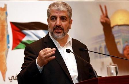 خالد مشعل: من يطعن ظهر أبناء فلسطين سيخلد في صفحات الخزي والعار
