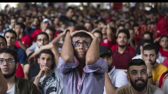 اللحظات الأخيرة تصعق العرب في المونديال