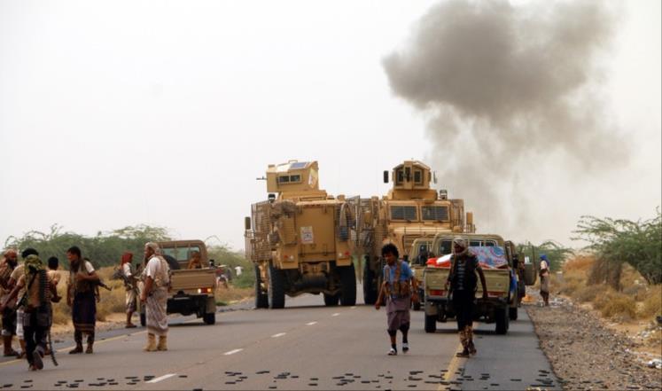 اشتعال عدة جبهات في اليمن يشتت الجهد الحربي للحوثيين