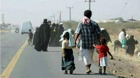آلاف السكان يغادرون الحديدة والحوثي يهدد بتحويلها إلى أطلال