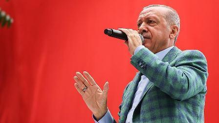 أردوغان: النظام الرئاسي ضروري لنكون ضمن العشرة الأوائل اقتصاديا في العالم