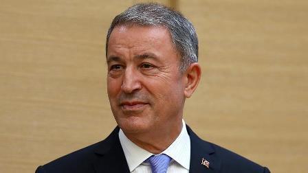 وزير الدفاع التركي: قواتنا لن تألو جهدا في الدفاع عن استقلال بلادنا وسيادتها