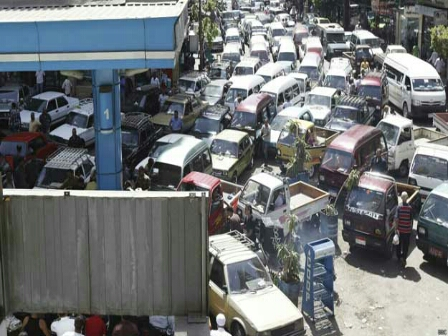 مفاجأة صادمة للمواطنين بمناطق سيطرة المليشيا جرعة جديدة في اسعار المشتقات النفطية