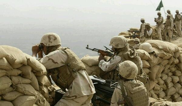 استشهاد 3 جنود سعوديين في حدود اليمن