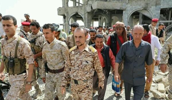 اللجنة الرئاسية تروي مستجدات الوضع في مدينة تعز وآخر انجازاتها