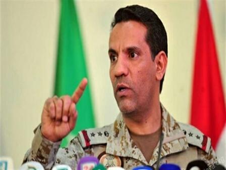 التحالف :منحنا طائرة وفد الميليشيا  التصريح الخاص لنقلهم إلى «جنيف»