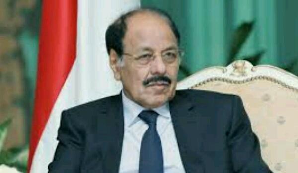 علي محسن يبارك خطوة مهمة ويتحدث عن جهود لاستئناف اهم انجاز للشعب اليمني