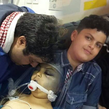 عاجل : محكمة في «إب» تصدر حكما بالاعدام على «الحوثي» قاتل الطفل «عطران»