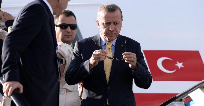 أردوغان هدد بوتين وروحاني خلال قمة طهران