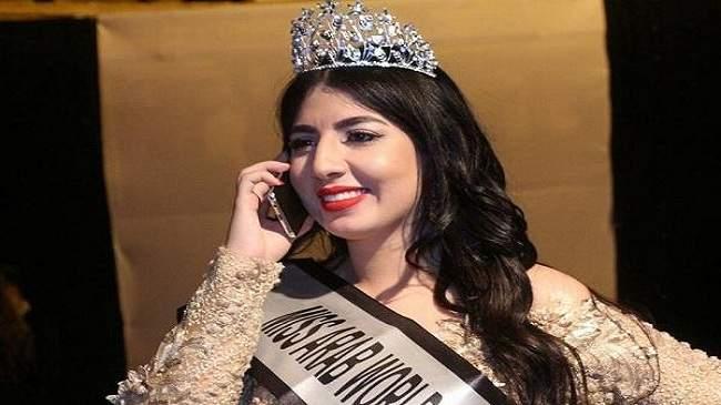 ملكة جمال الكون تتسبب في مقتل طفلين بدولة عربية