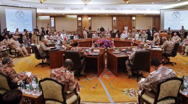 اجتماع عسكري عربي أمريكي خطير .. وبحضور قطر لهذه المهمة