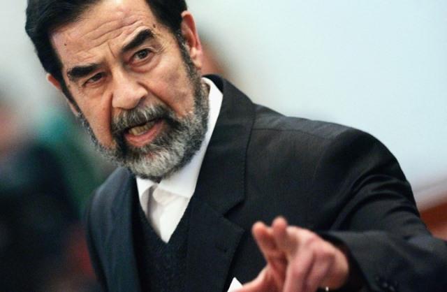 الكشف لأول مرة عن رسالة مثيرة من صدام بسجنه عبر منظمة دولية
