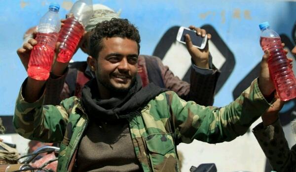 ميليشيا الحوثي تختلق الأزمات بنشر الإشاعات