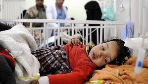 277حالة اشتباه بمرض الكوليرا في صنعاء خلال يوم واحد