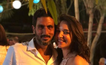 بالصور زفاف مفاجئ لممثل يهودي وإعلامية عربية مسلمة يثير الغضب