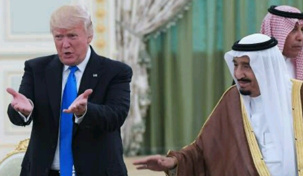 ترمب يعلن موقفه من الرواية الرسمية السعودية بشأن مقتل خاشقجي ويتحدث عن العلاقة مع الرياض