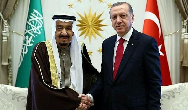 السعودية تغازل تركيا