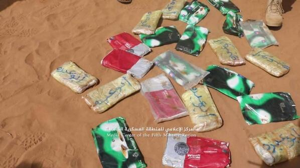 اعترافات «مهرب حشيش» وقع في قبضة الجيش تفضح قيادات حوثية