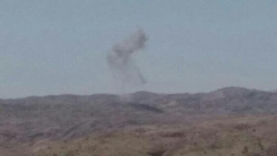 غارات عنيفة تستهدف الانقلابيين في صنعاء وسقوط قتلى وجرحى