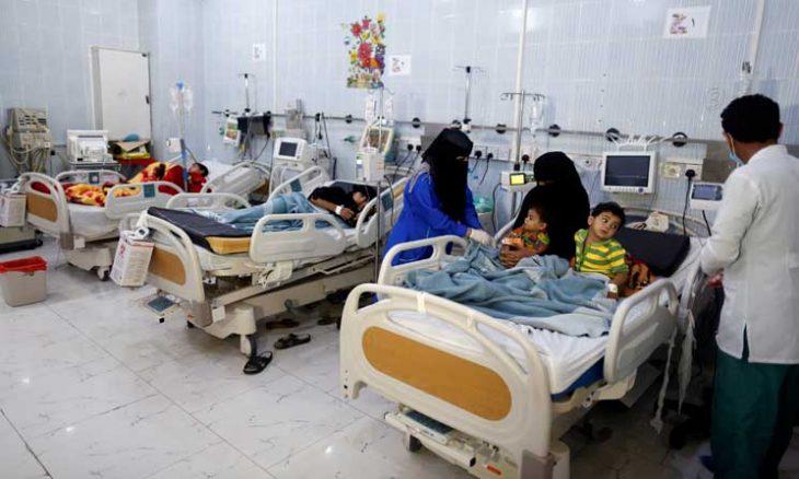 فضيحة الكوليرا في اليمن