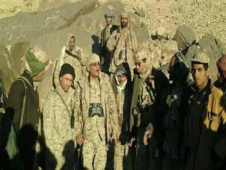 صعدة .. قوات الجيش تعلن تحرير قرية «الثاهر» بـ«رازح» والتحالف يقصف تعزيزات المليشيات