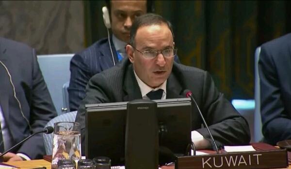 تحفظ كويتي على مشروع قرار بريطاني يخص اليمن وهذه ابرز الملاحظات