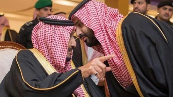 السعودية : الملك سلمان وولي العهد خط أحمر