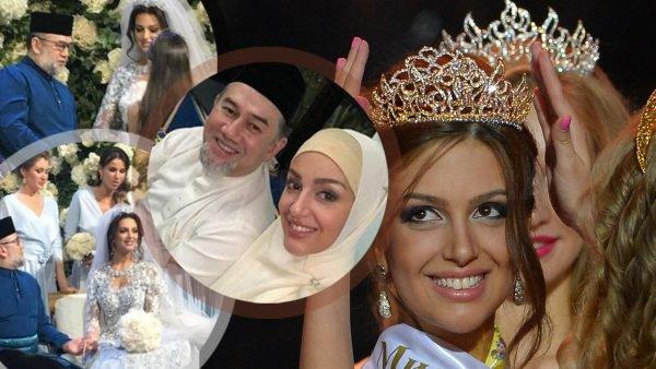 ملكة جمال موسكو تكشف حقيقة طلاقها من ملك ماليزيا واعتناقها للإسلام