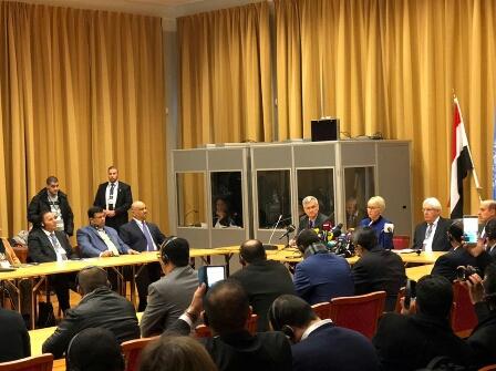 وفد الشرعية يرفض مقترحا خطيرا للأمم المتحدة بشأن «مدينة الحديدة» ويضع البديل