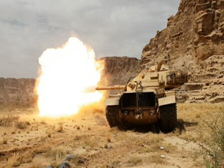 هجوم جديد للجيش الوطني في محافظة جنوبية  لتطهيرها من الحوثيين