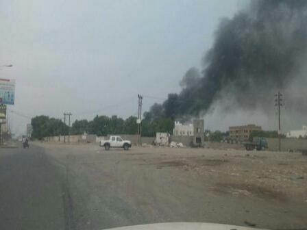 الخروقات الحوثية تتوسع في «الحديدة».. صواريخ «جراد» تستهدف قوات العمالقة