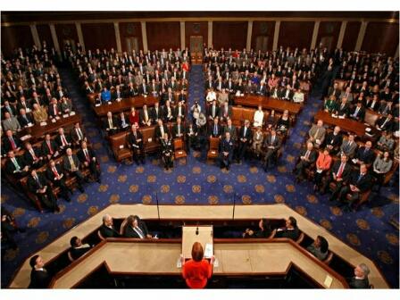 ما هو القرار الذي سيتخذه الديمقراطيون في الكونغرس الأميركي بعد سيطرتهم على مجلس الشيوخ