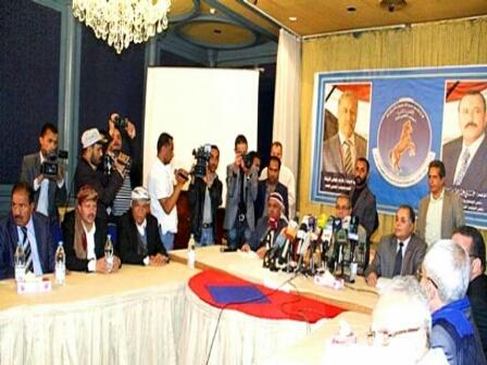 مؤتمر «صنعاء» يضيق ذرعا بتصرفات غريفيث.. بماذا هدد ؟