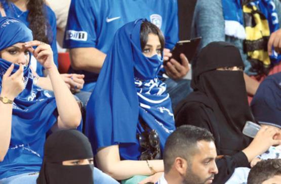ثلاثة آلاف  شابة سعودية يتزاحمن على هذه الوظيفة التي لا تعرفها تقاليد المملكة