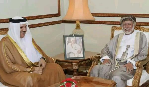 """""""بن علوي"""" و""""الزياني"""" في زيارة مفاجئة وسرية الى """"قطر"""" و""""بومبيو"""" يكشف عن """"تحالف جديد"""""""