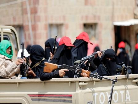 سابقة خطيرة وحادثة مفجعة وقعت في سجون الحوثي السرية الخاصة بالنساء
